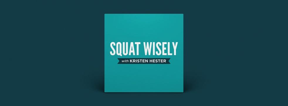 Squat Wisely - imagen de show de portada