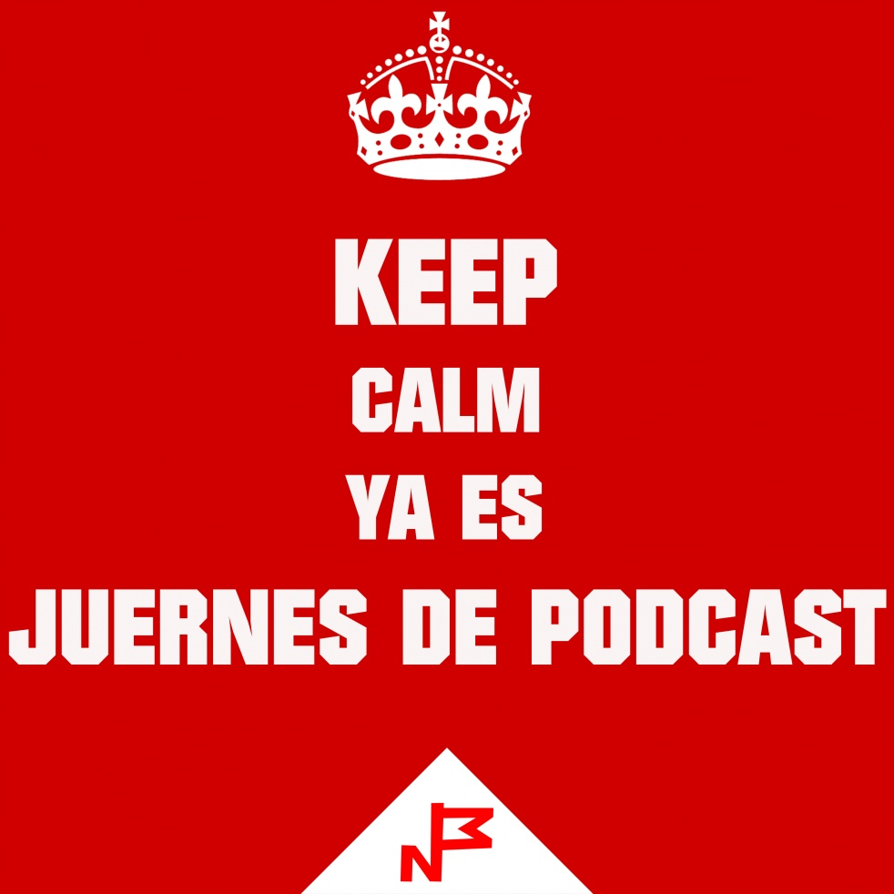 #JuernesdePodcast - show cover