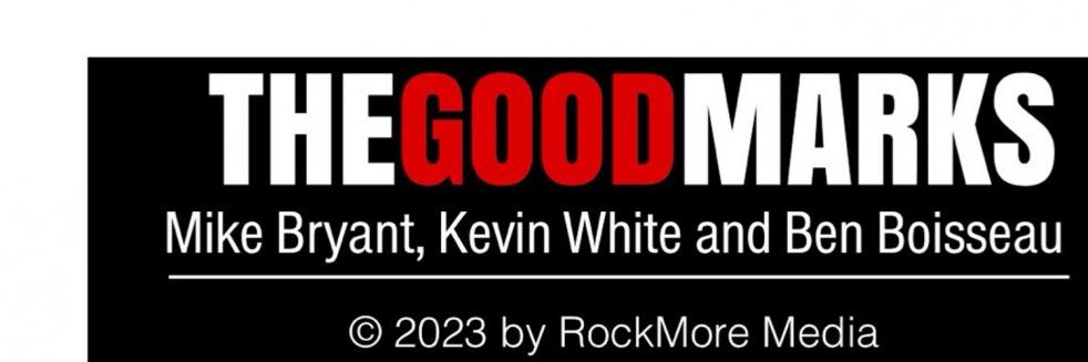 The Good Marks Podcast - imagen de show de portada