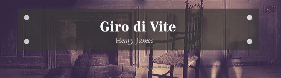 ♠ GIRO DI VITE  ♠ Audiolibro ♠ - imagen de show de portada