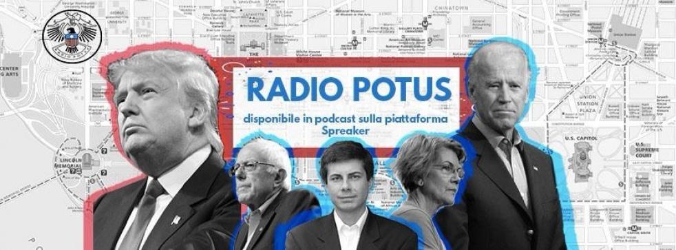Radio Potus - imagen de portada