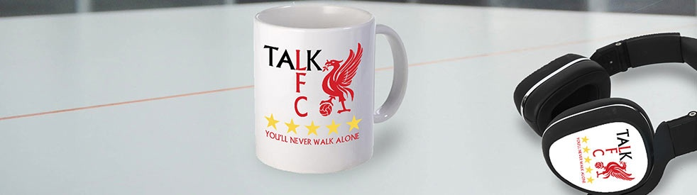 TALK LFC Podcast - show cover