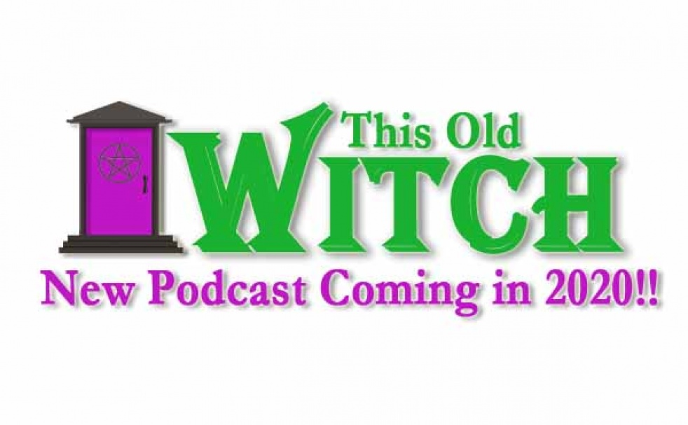 This Old Witch Podcast - Cover Image
