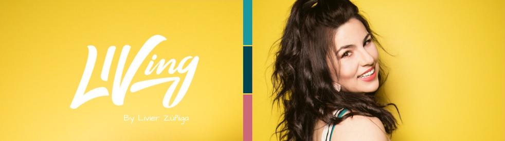 LIVing con Livier Zuñiga - immagine di copertina dello show
