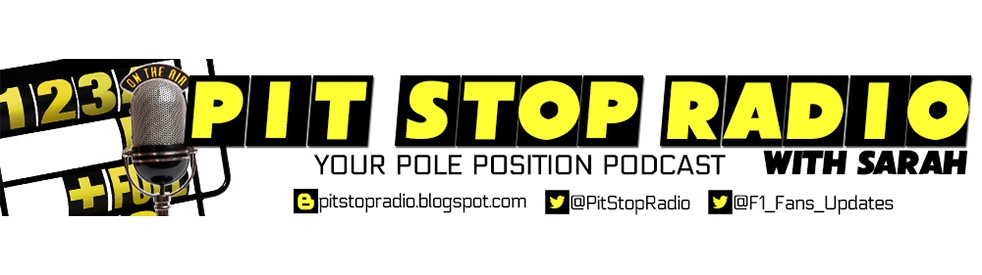 Pit Stop Radio - show cover