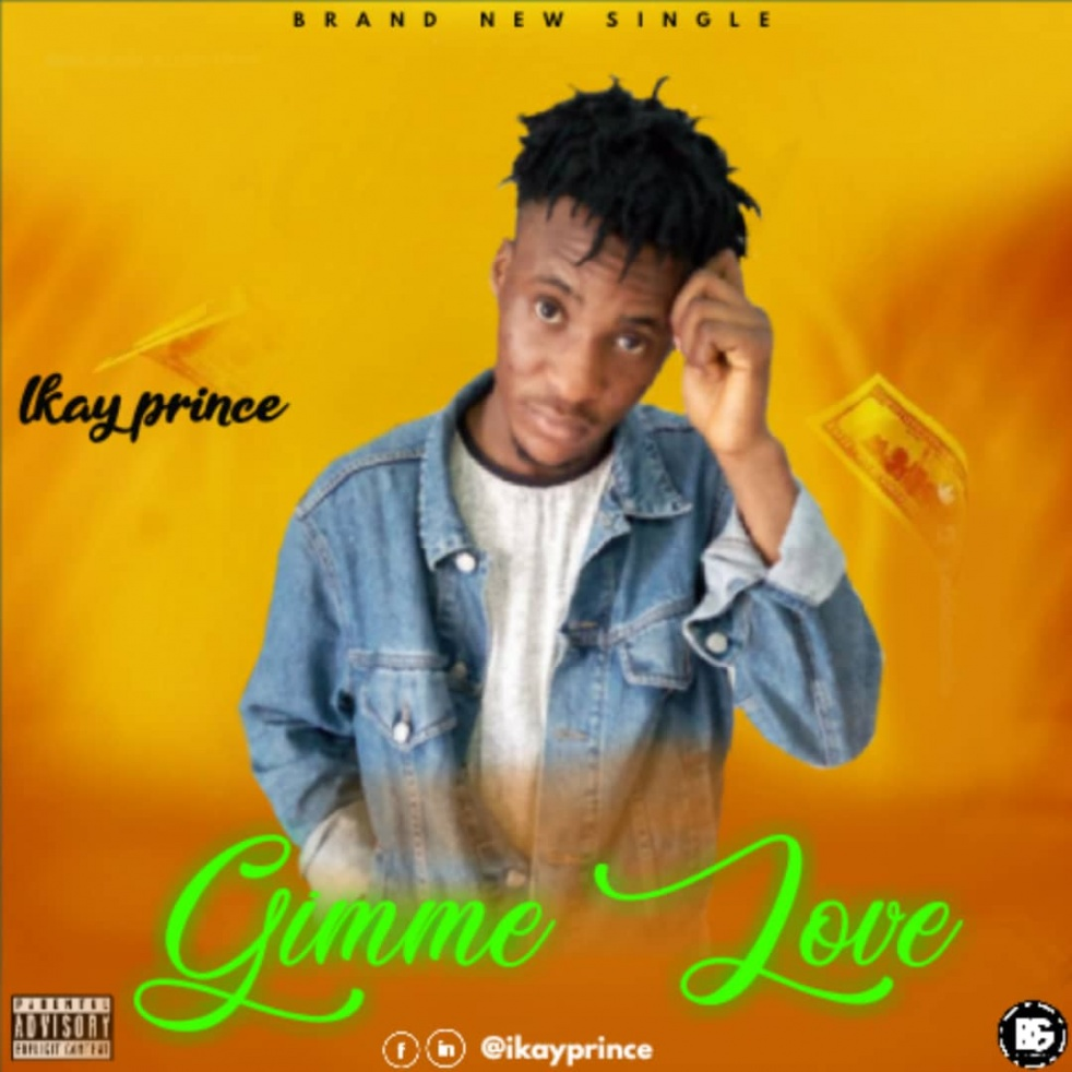 Ikay prince - show cover