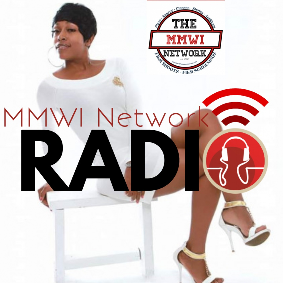 Miss ME Wit It Talk Radio Station - MMWI NETWORK RADIO - show cover