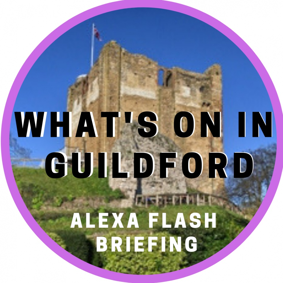 What's On In Guildford - Cover Image