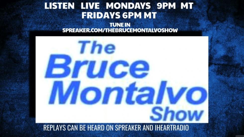 The Bruce Montalvo Show - imagen de show de portada
