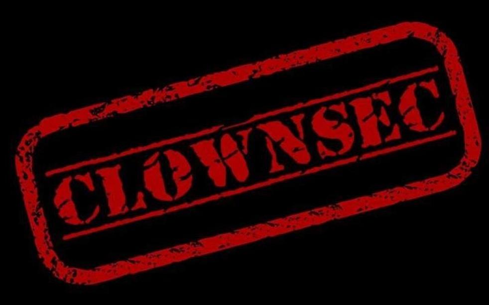 ClownSec Radio - show cover