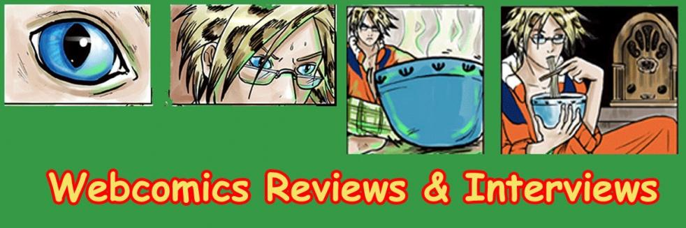 Webcomics Reviews And Interviews - imagen de portada