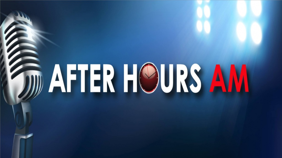 After Hours AM - Cover Image