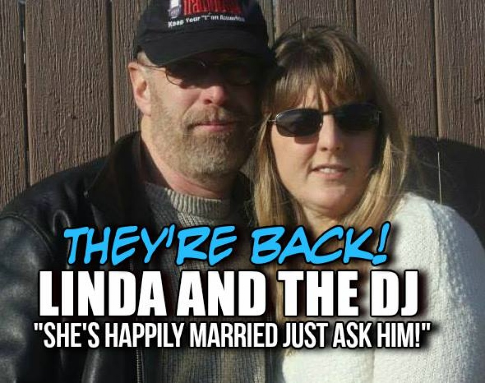 LINDA AND THE DJ - show cover