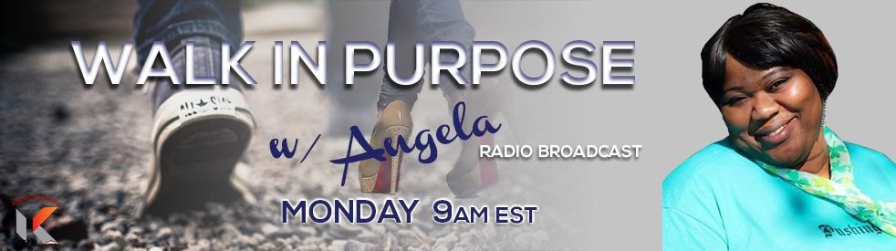 Walk In Purpose w/ Angela - show cover