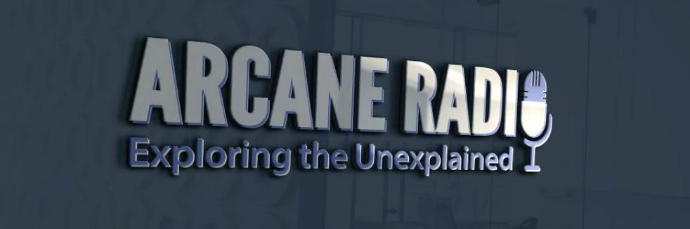 Arcane Radio - show cover
