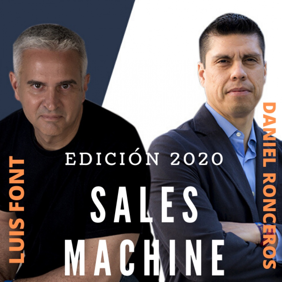 Sales Machine - Cover Image