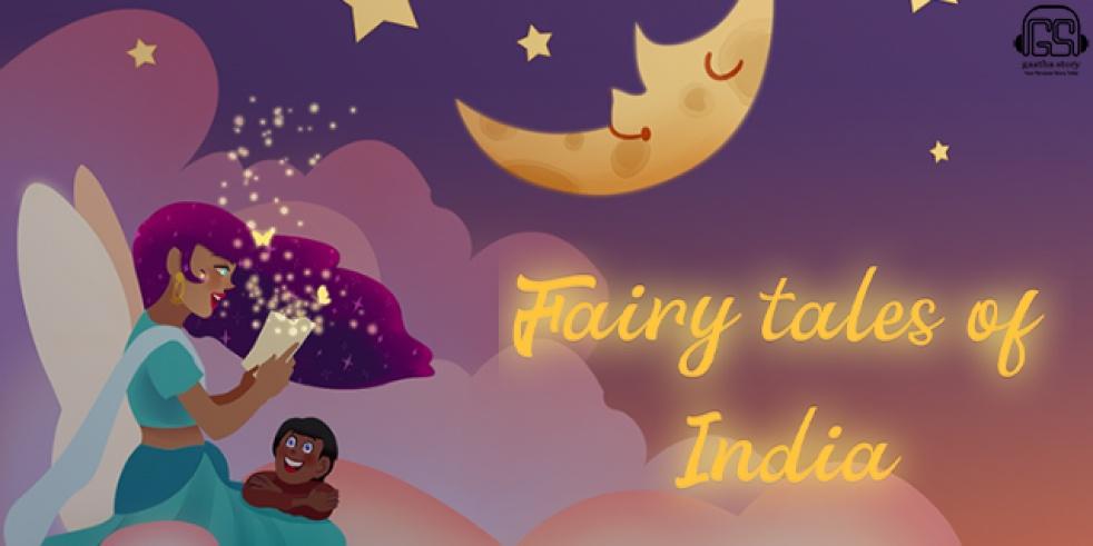 Fairytales of India - imagen de show de portada