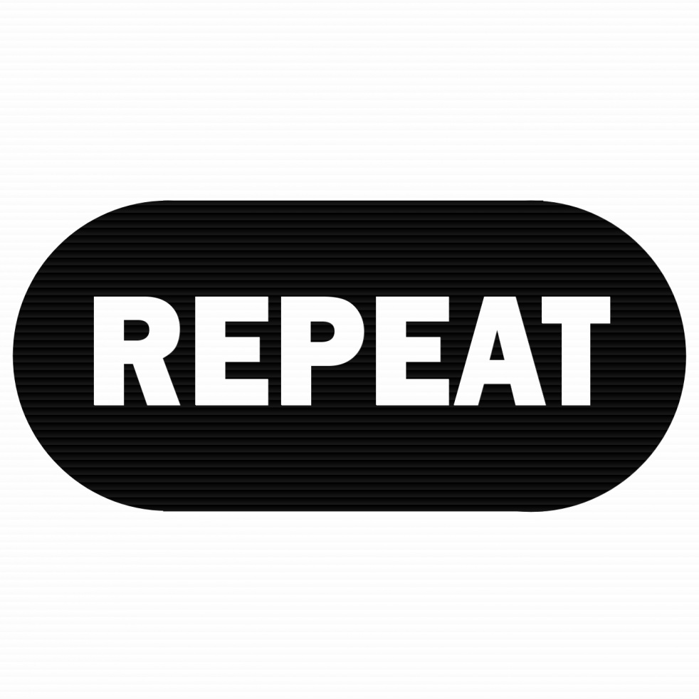 Repeat - show cover