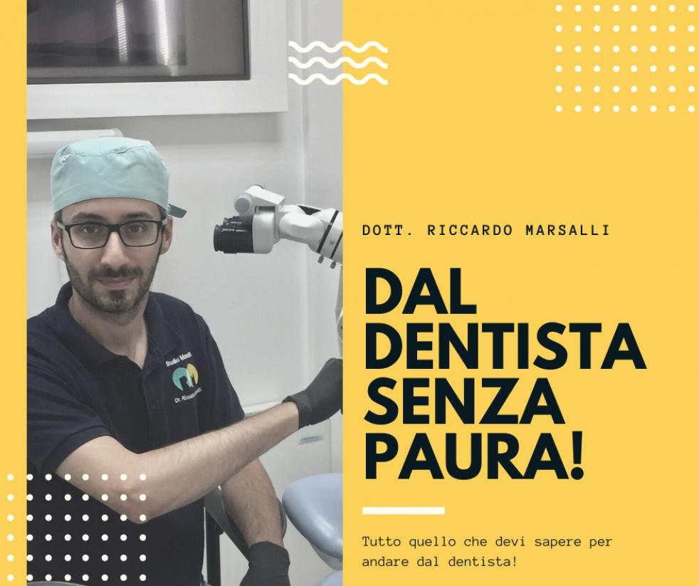 Dal dentista senza paura! - imagen de portada