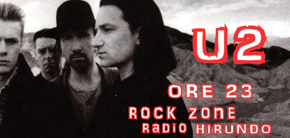 Rock Zone - show cover