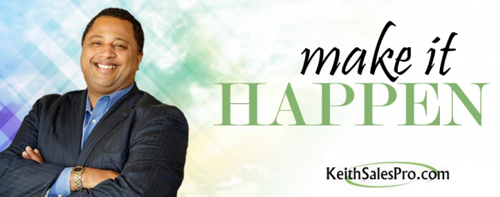 Make It Happen with Keith Sales Pro - immagine di copertina dello show