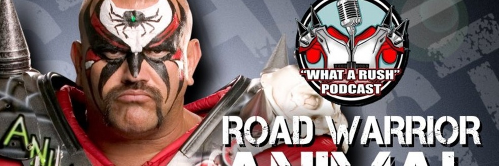 What A Rush with Road Warrior Animal - imagen de portada