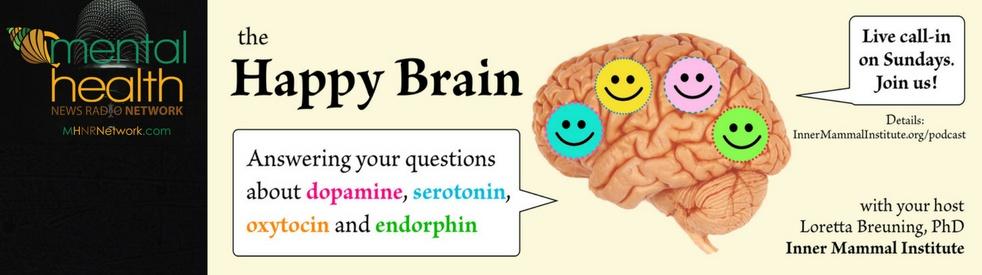 The Happy Brain - show cover