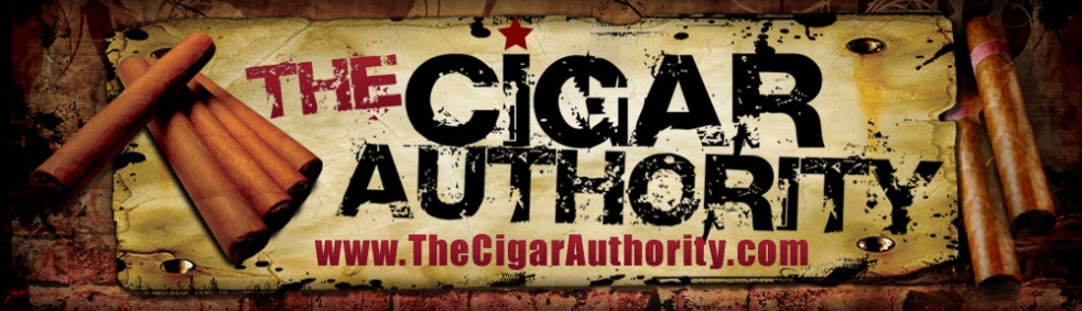 The Cigar Authority - show cover