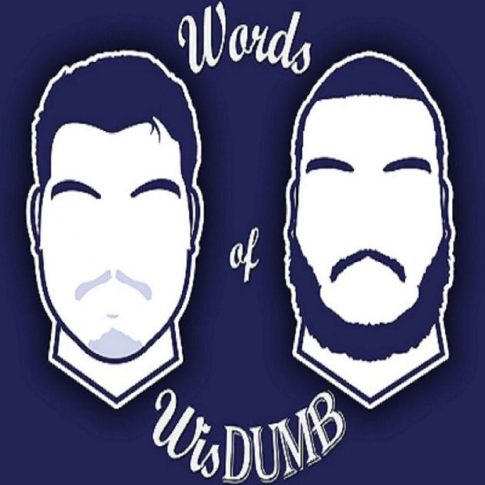 Words of Wisdumb podcast - immagine di copertina dello show