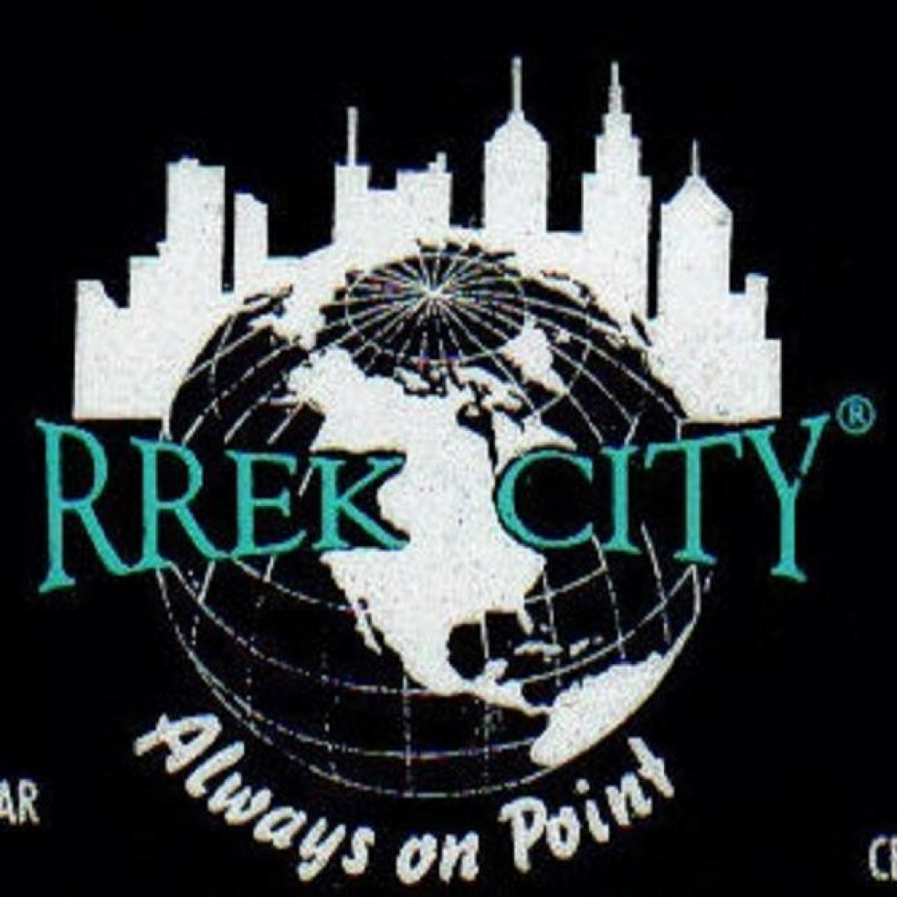 The RREK City Radio Show - show cover