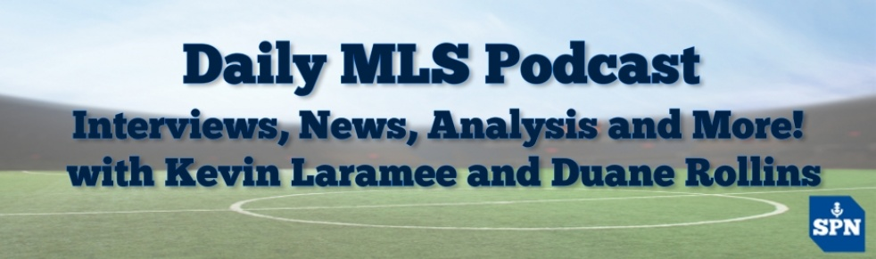 Soccer Today! on SPN (Daily MLS Podcast) - immagine di copertina
