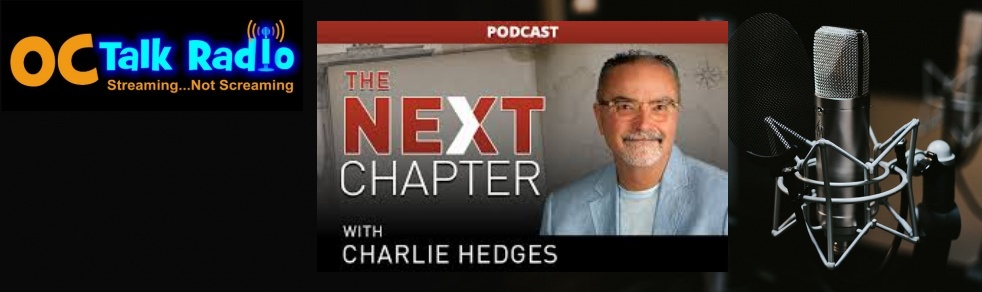 The Next Chapter with Charlie - Cover Image