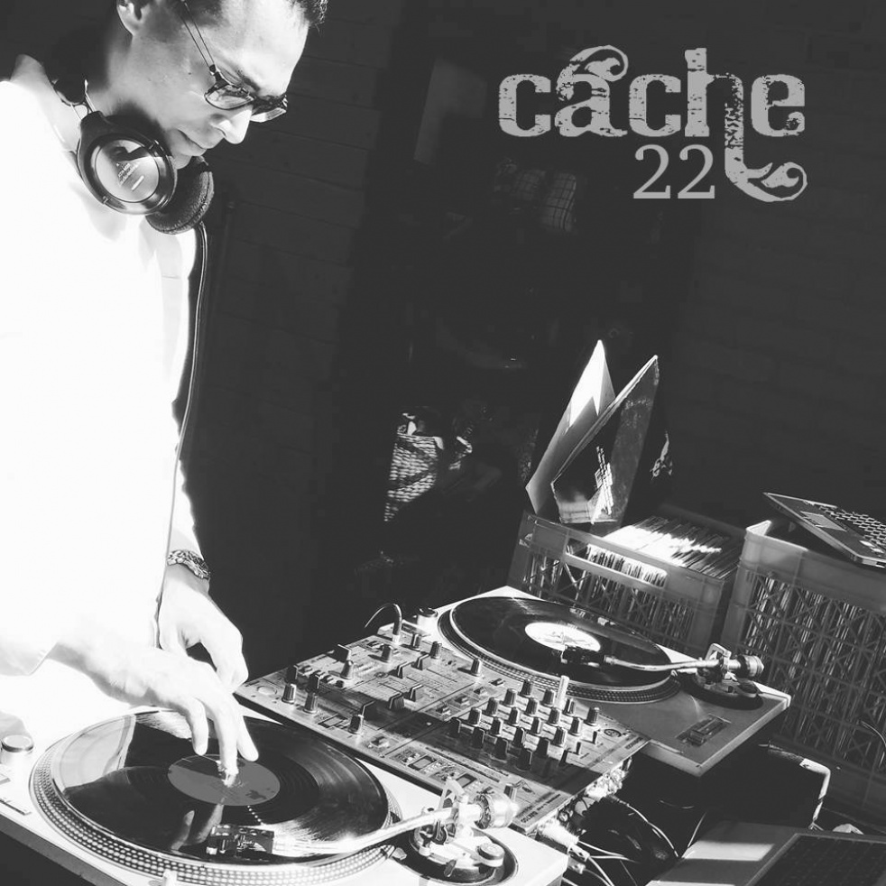 Tapes by Cache 22 - show cover