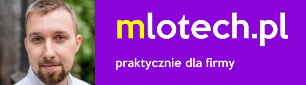 mlotech.pl - wsparcie firmy | Michał Kardyś - Cover Image