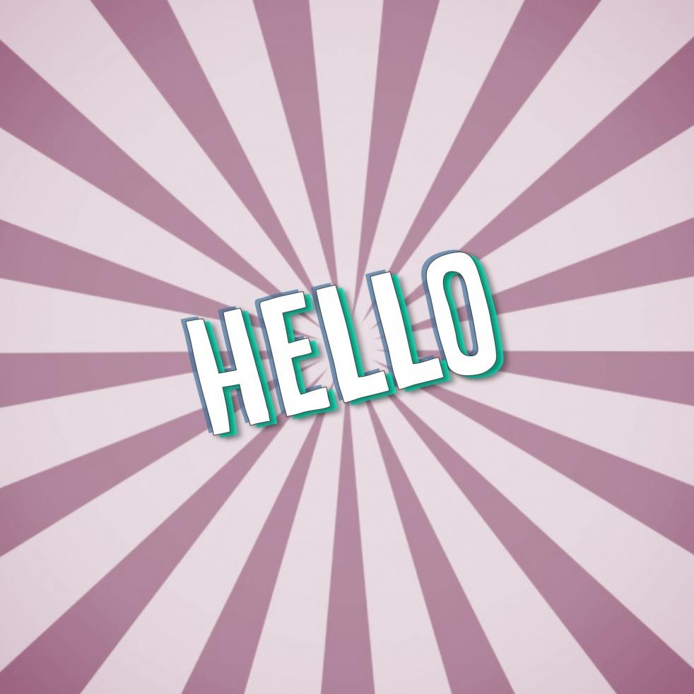 Hello from Elsewhere - immagine di copertina dello show