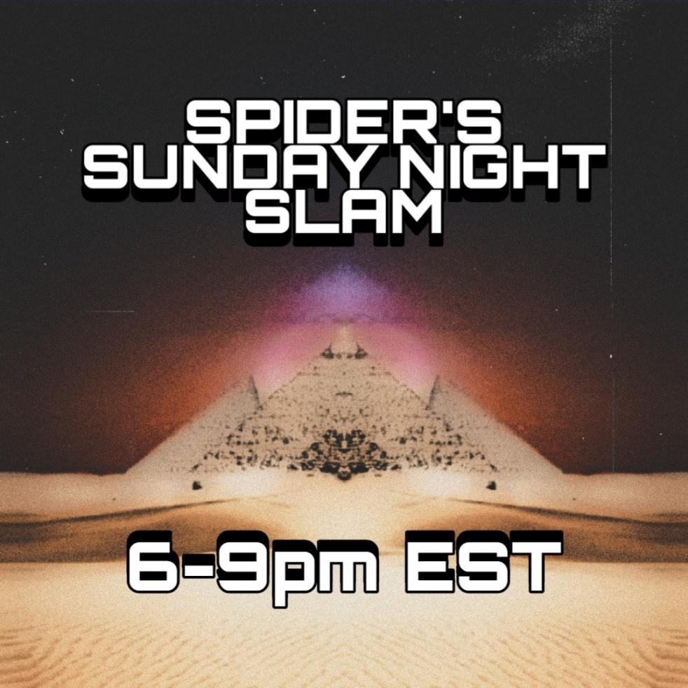 Spider's Sunday Night Slam - imagen de portada