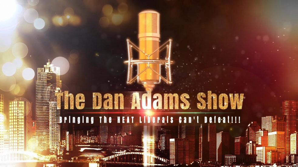 The Dan Adams Show - show cover