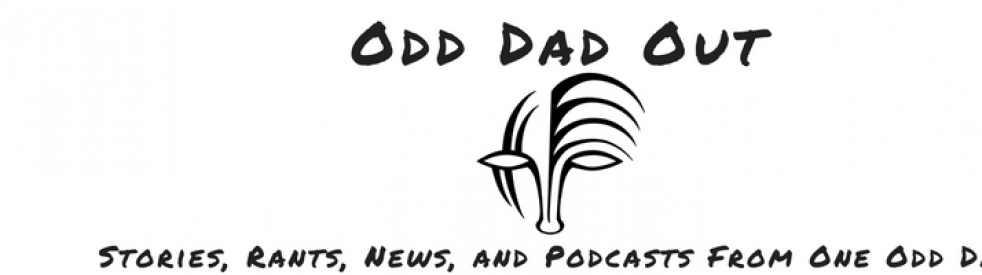 Odd Dad Out - Cover Image