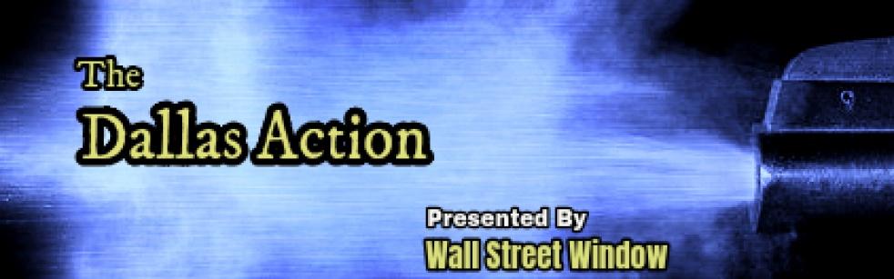THE DALLAS ACTION Podcast. - immagine di copertina dello show