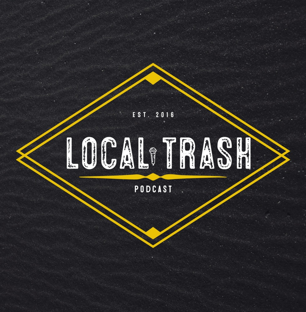 Local Trash - show cover