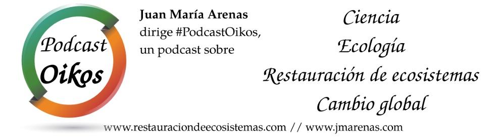 Oikos - Comunicando ecología - imagen de show de portada