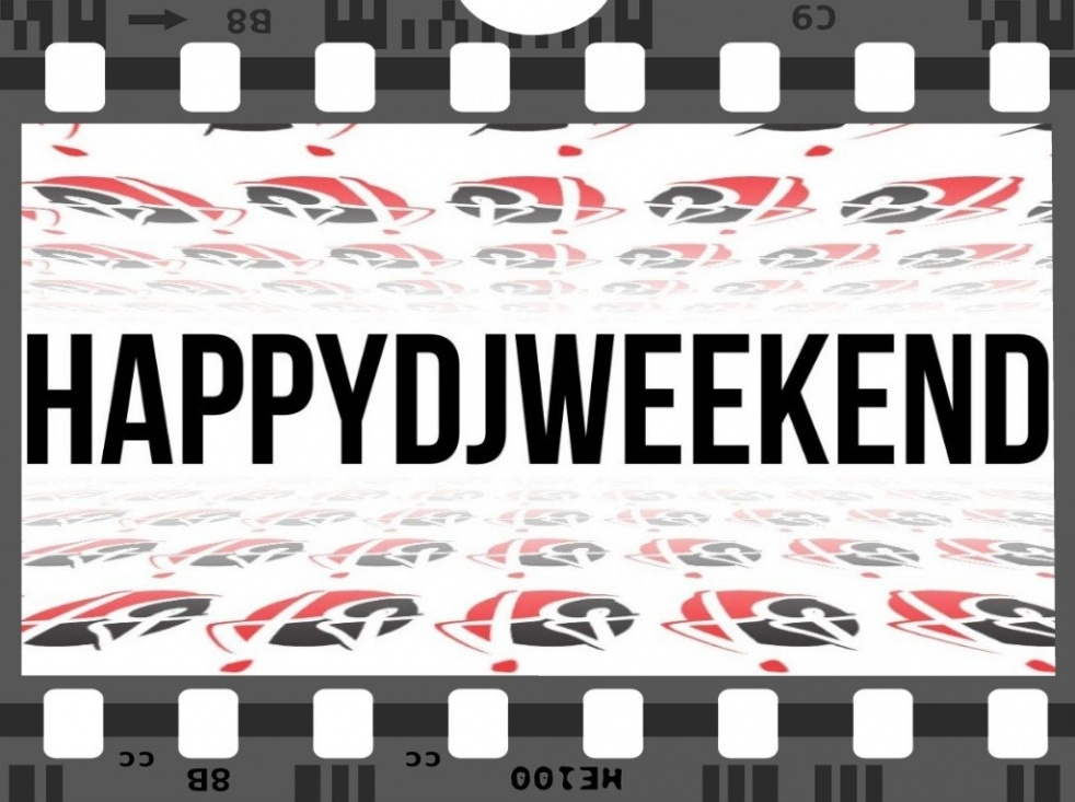 HappyDjWeekend By DJ Jorge Gallardo - Cover Image