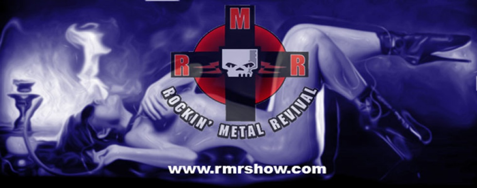The Interviews - Rockin' Metal Revival - imagen de show de portada