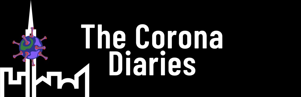 The Corona Diaries - Cover Image