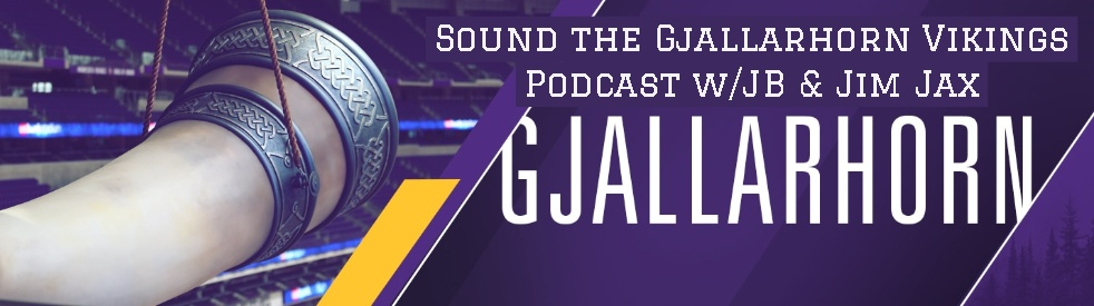 Sound the Gjallarhorn Podcast - show cover