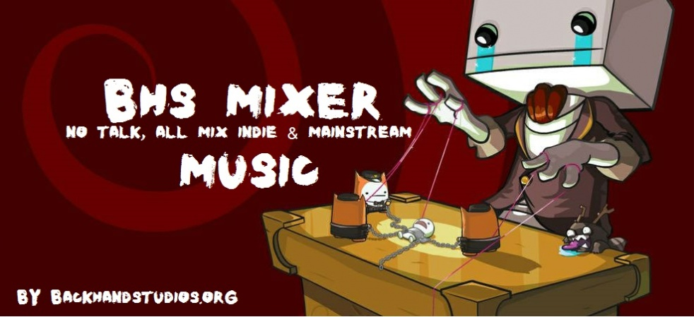 BHS MIXER - show cover