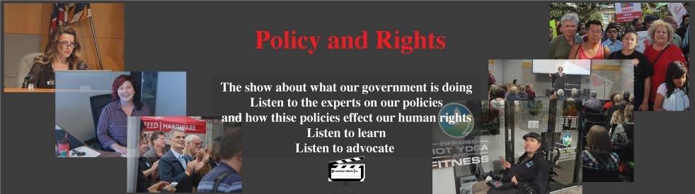 Policy and Rights - immagine di copertina