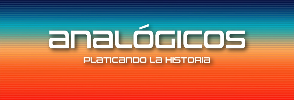 Analógicos - show cover