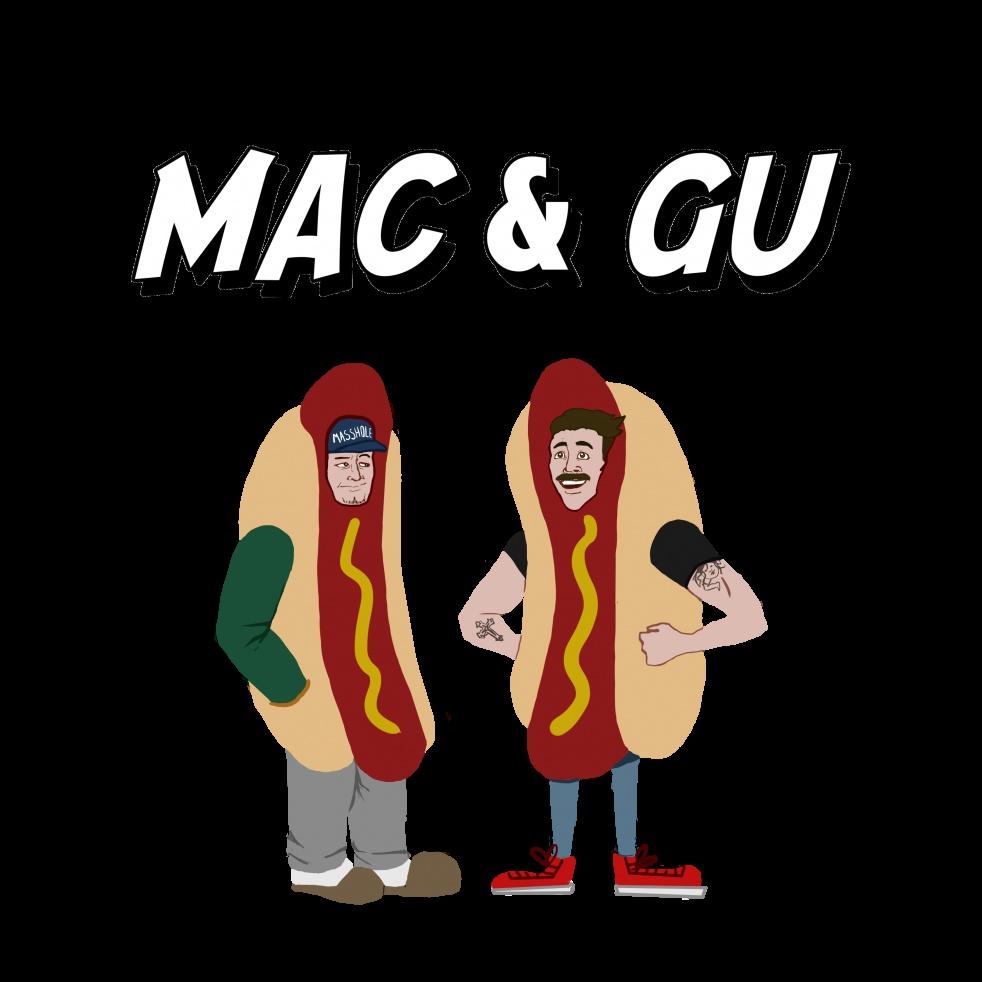 Mac & Gu's Elephant Graveyard - immagine di copertina