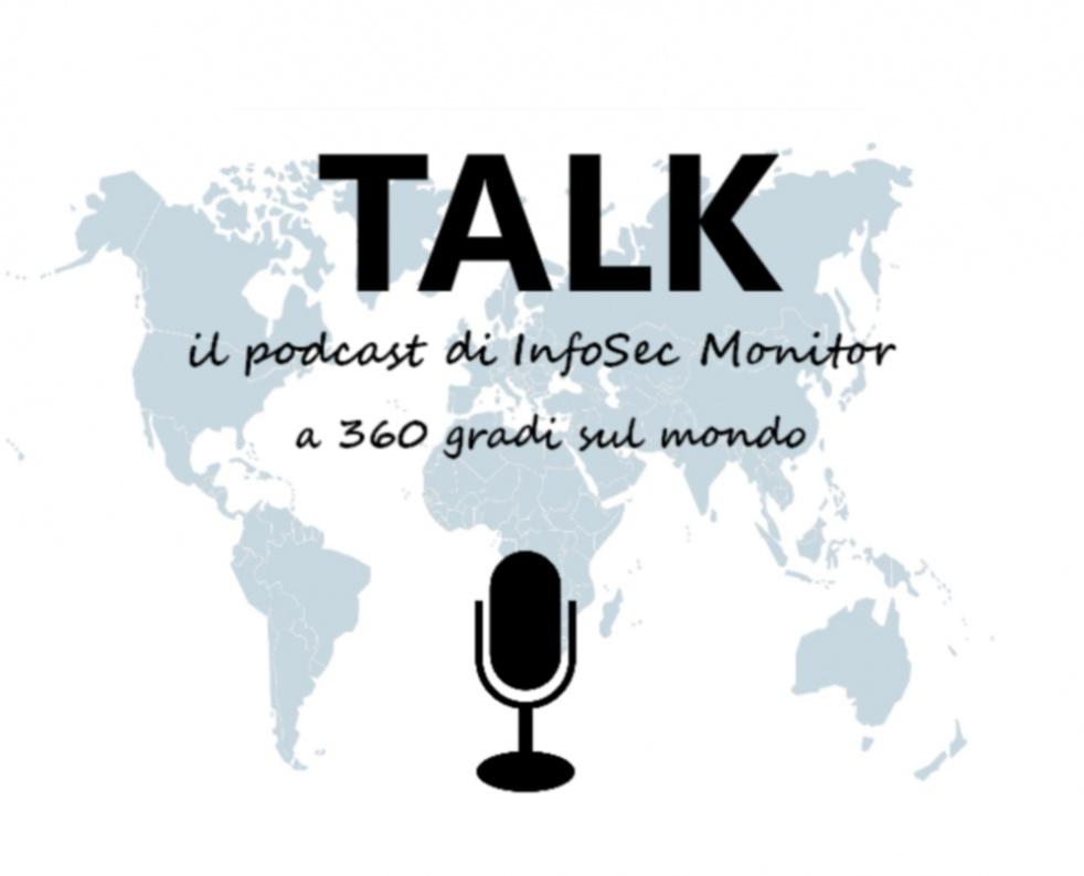 TALK, il podcast di InfoSec Monitor - show cover